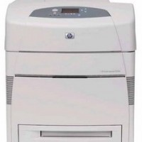 HP Color LaserJet 5500 Series