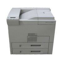 HP LaserJet 8100 Series